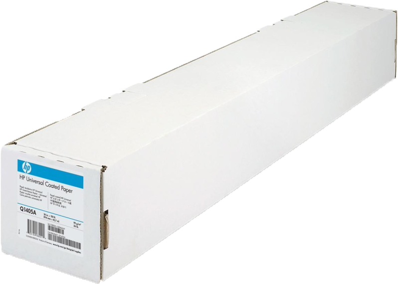 HP Coated Paper rol 36 Inch wit