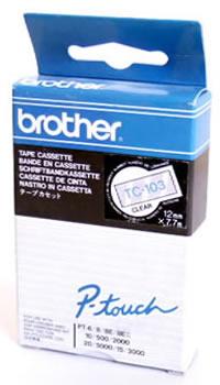 Brother TC-103 blauw