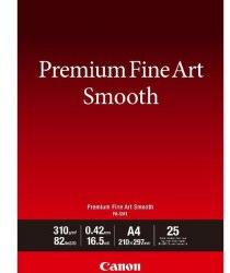 Canon  Fine Art Smooth fotopapier  | A4 | 310 gr/m² 25 stuks