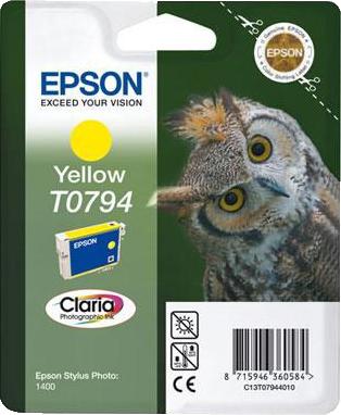 Epson T0794 geel