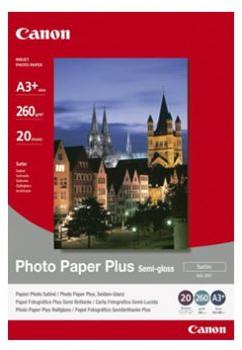 Canon  SG-201 A3+ Photo Paper Halfglanzend |  | 260 gr/m² 20 stuks