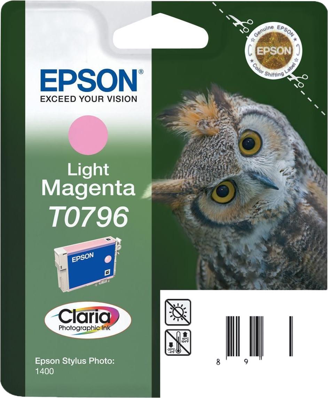 Epson T0796 licht magenta