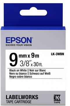 Epson LC-3WBN zwart
