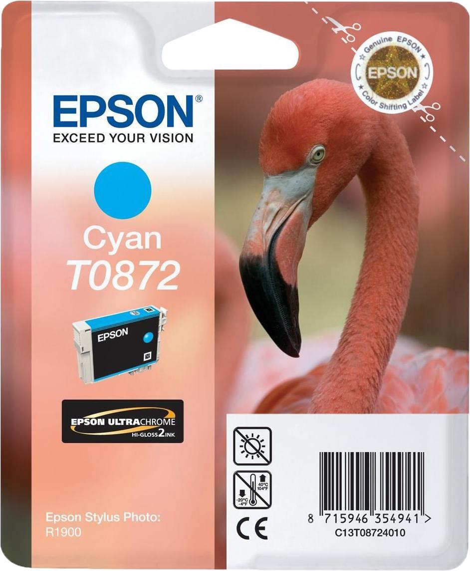 Epson T0872 cyaan