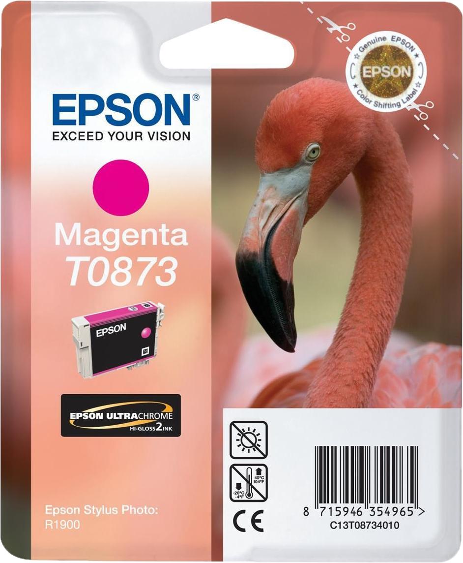Epson T0873 magenta