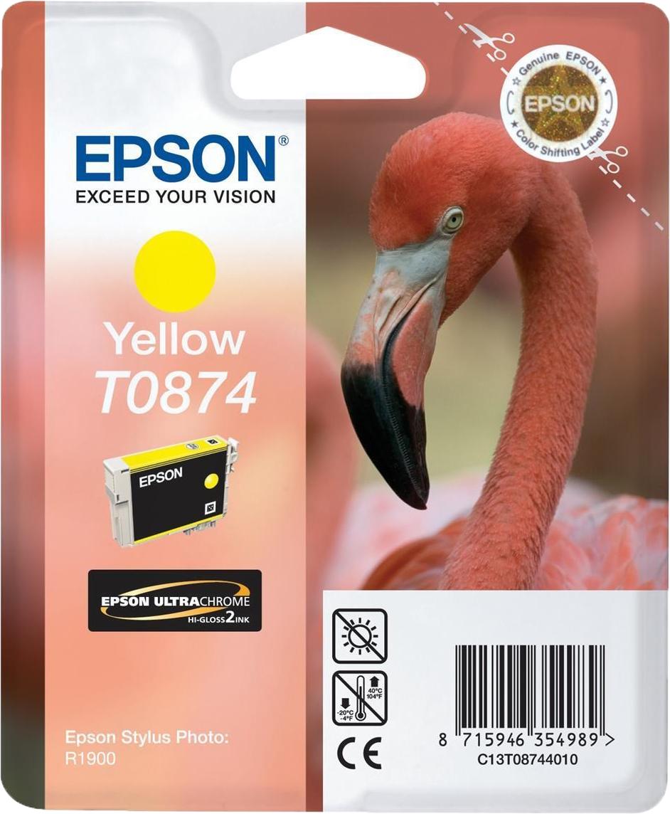 Epson T0874 geel