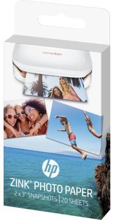 HP ZINK Sticky-backed  2 x 3 Inch wit
