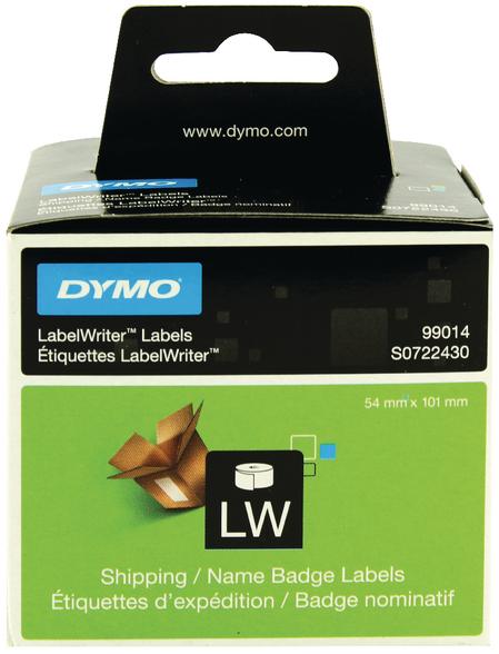 Dymo 99014 / S0722430 wit