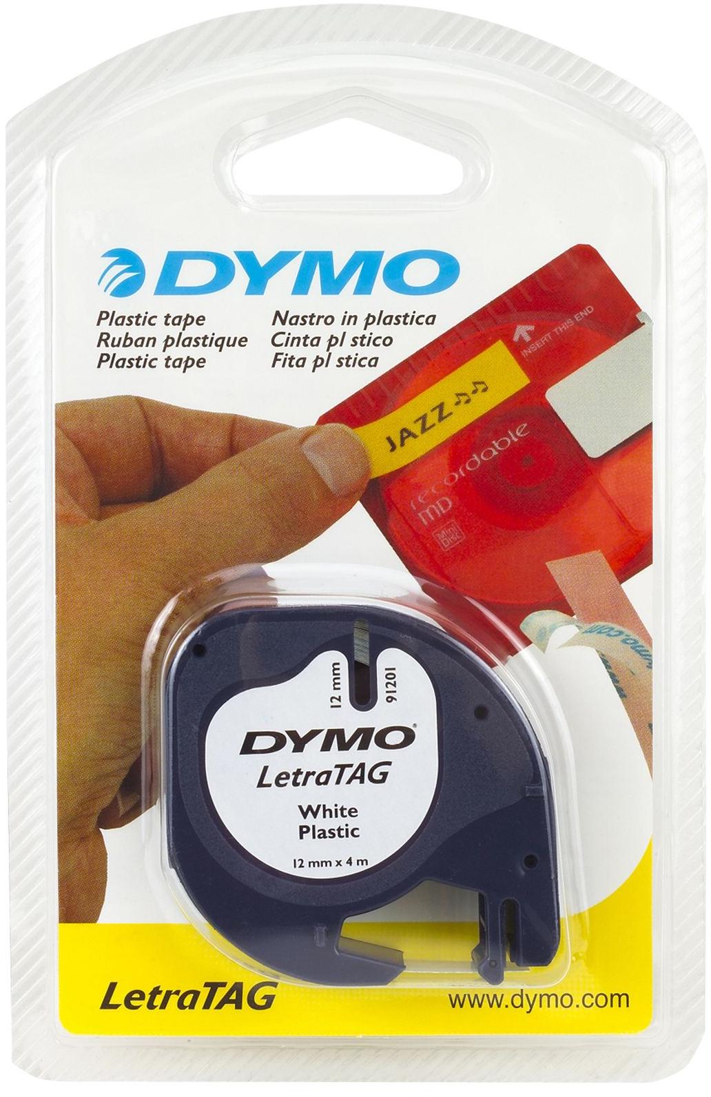 Dymo 91201 / S0721610 zwart
