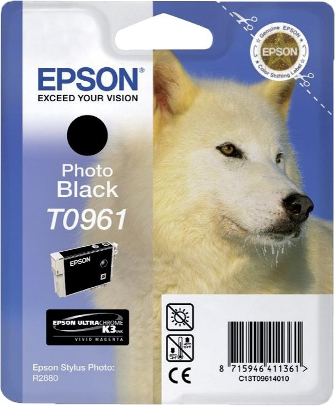 Epson T0961 foto zwart