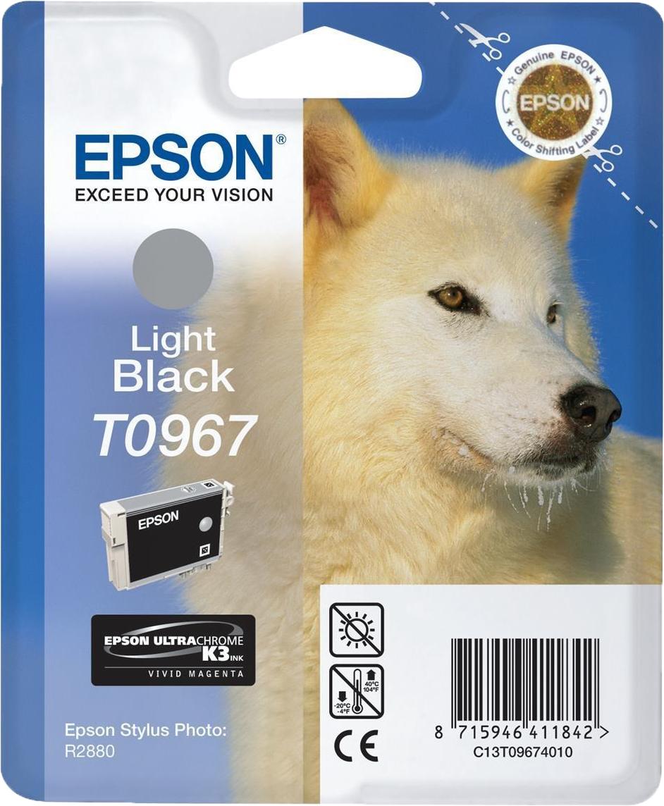 Epson T0967 licht zwart