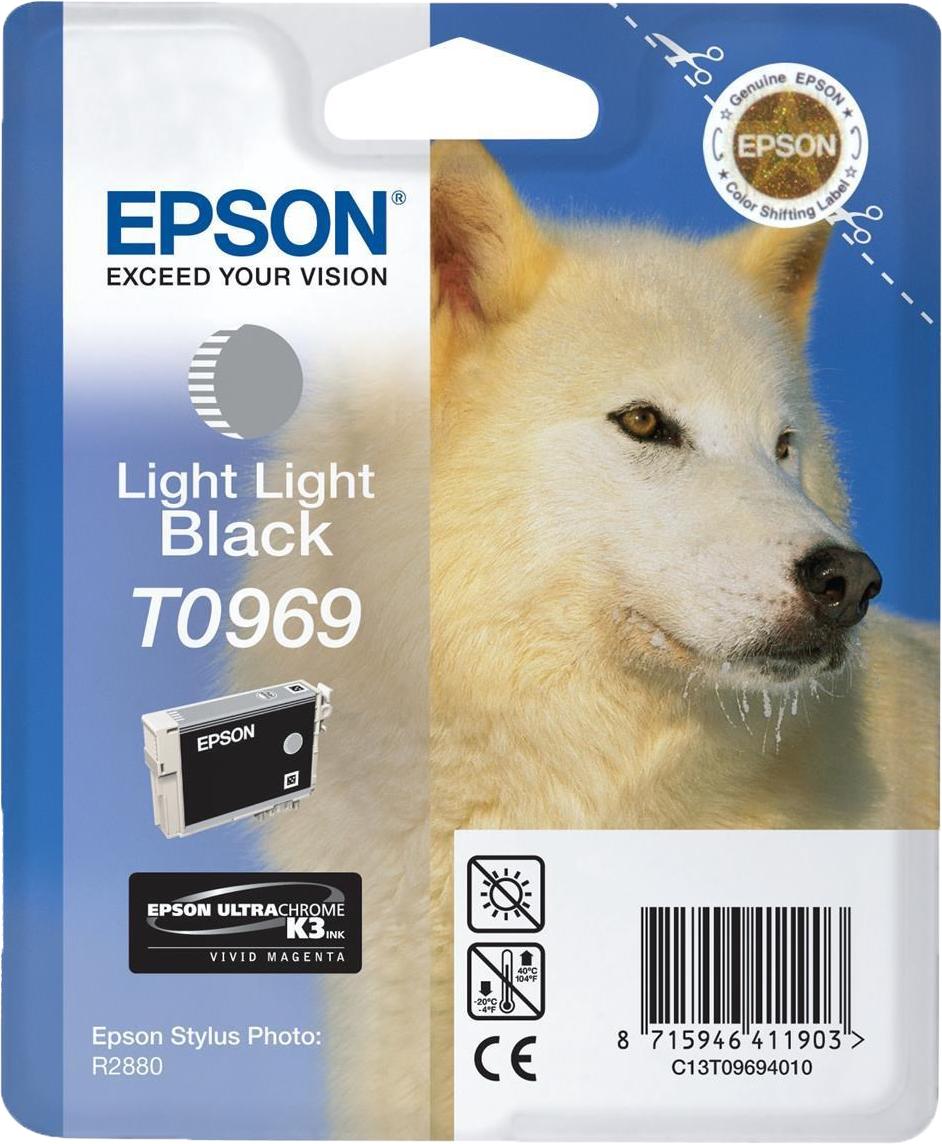 Epson T0969 licht licht zwart