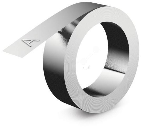 Dymo Zelfklevend aluminium lettertape