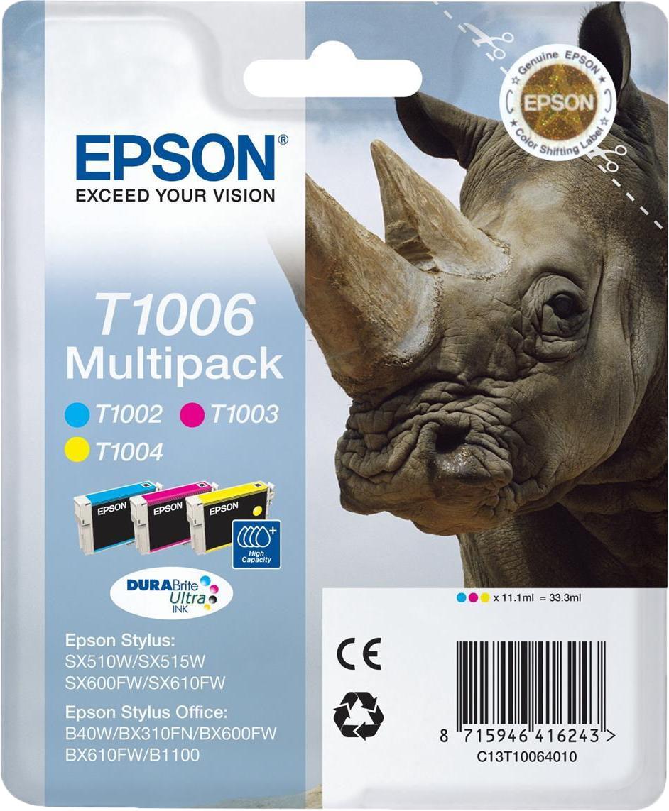 Epson T1006 multipack kleur