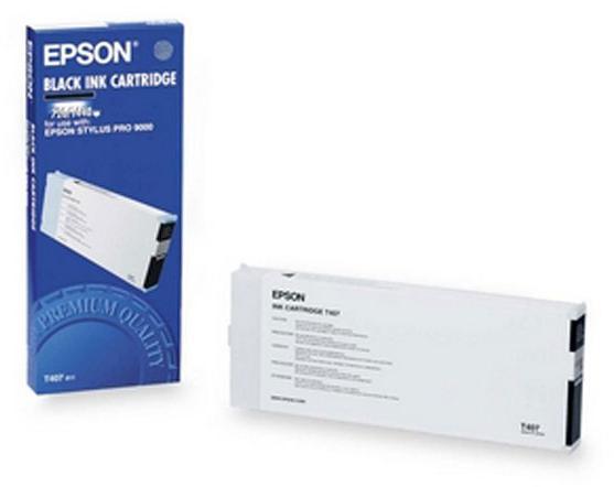 Epson T407 zwart