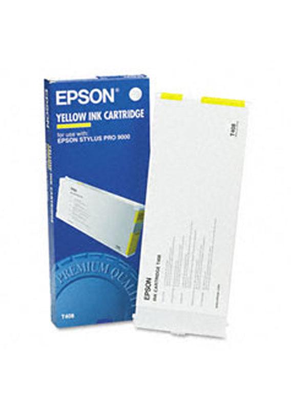 Epson T408 geel