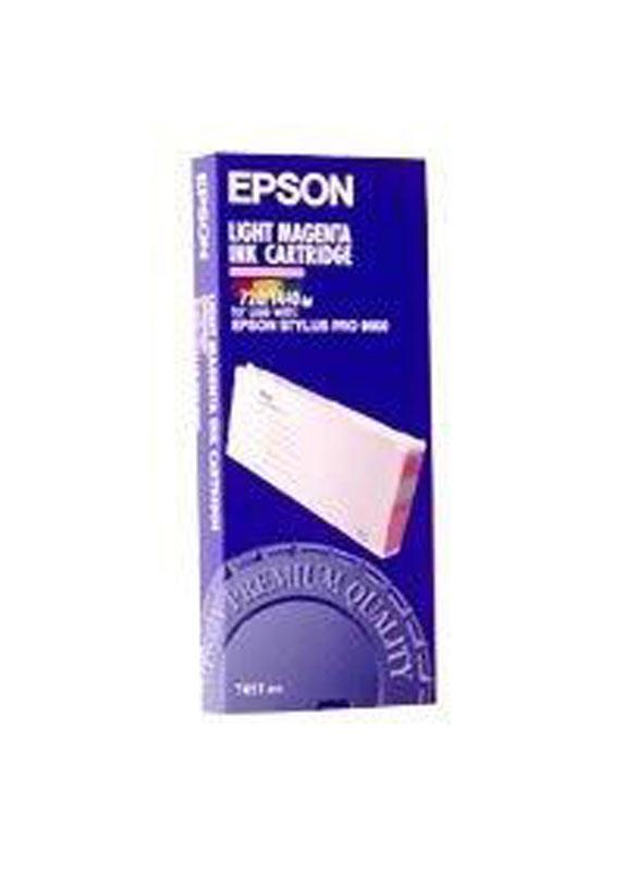 Epson T411 licht magenta