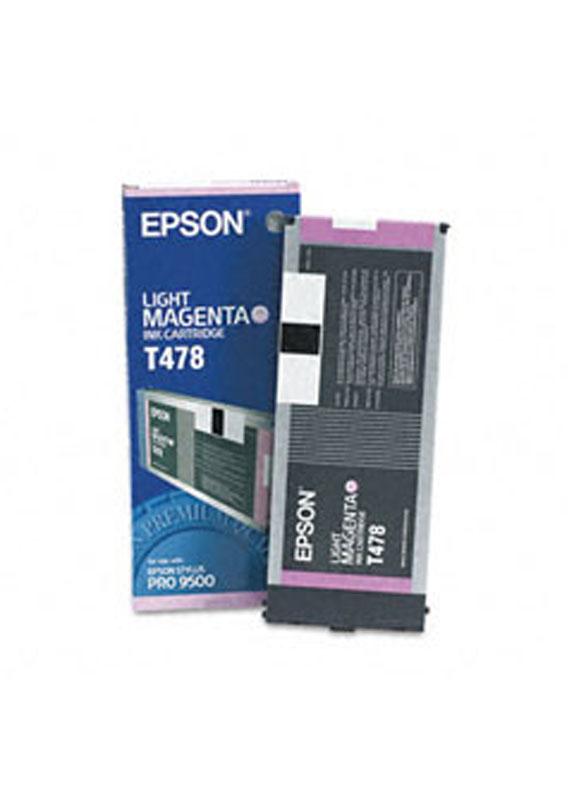 Epson T478 licht magenta