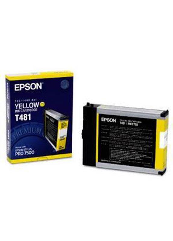 Epson T481 geel