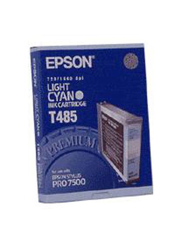 Epson T485 licht cyaan