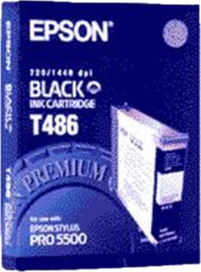 Epson T486 zwart