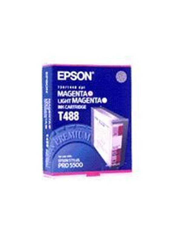 Epson T488 Magenta / Licht Magenta magenta