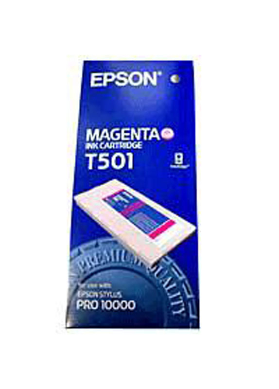 Epson T501 magenta
