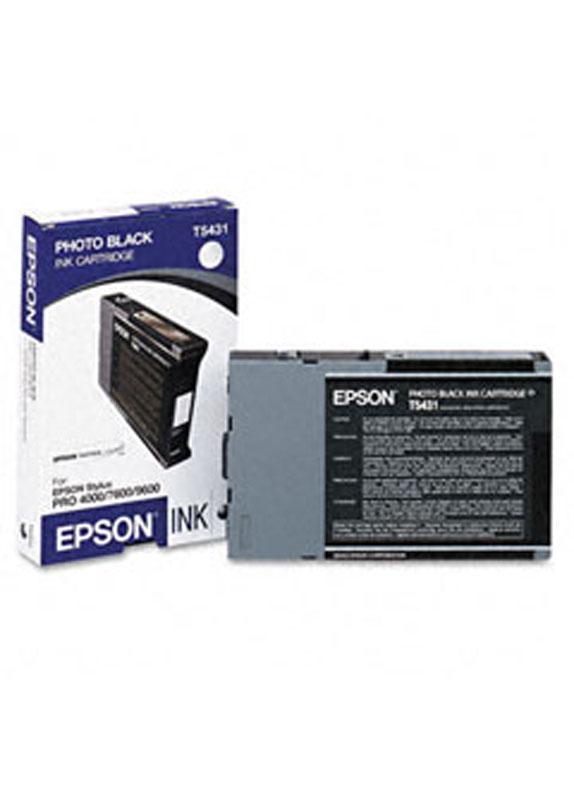 Epson T5431 zwart