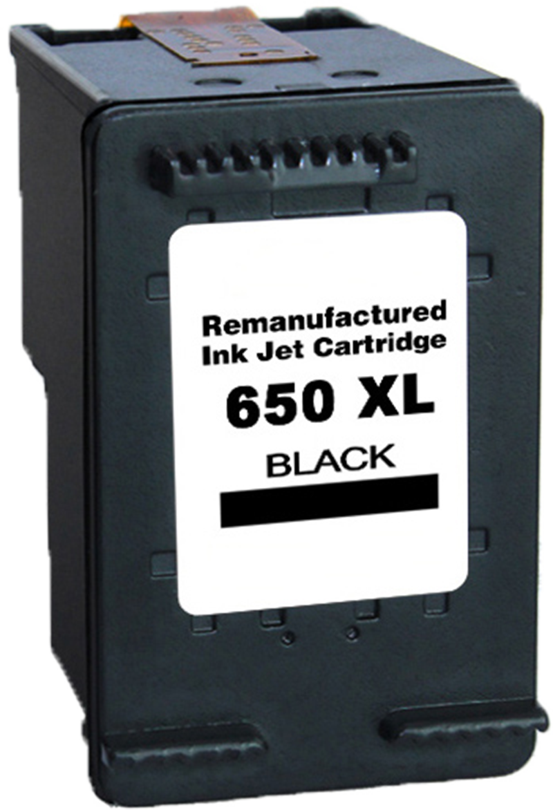 HP 650XL zwart