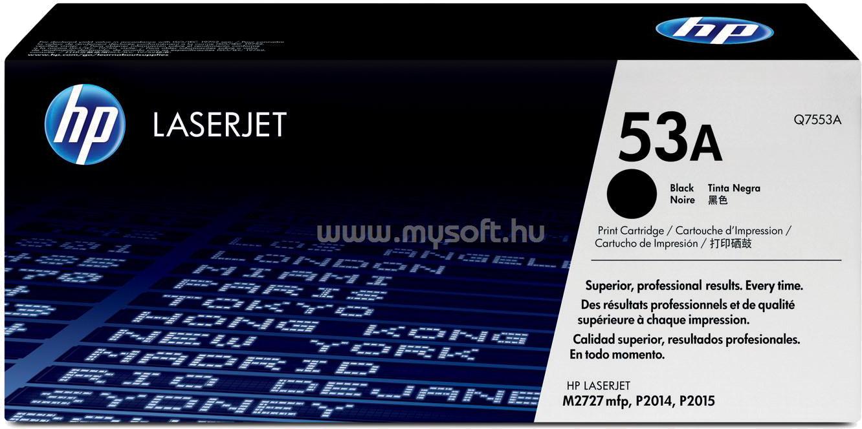 HP 53A zwart