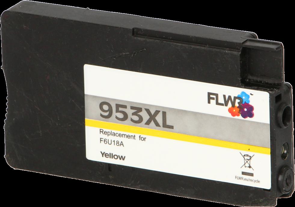 FLWR HP 953XL geel