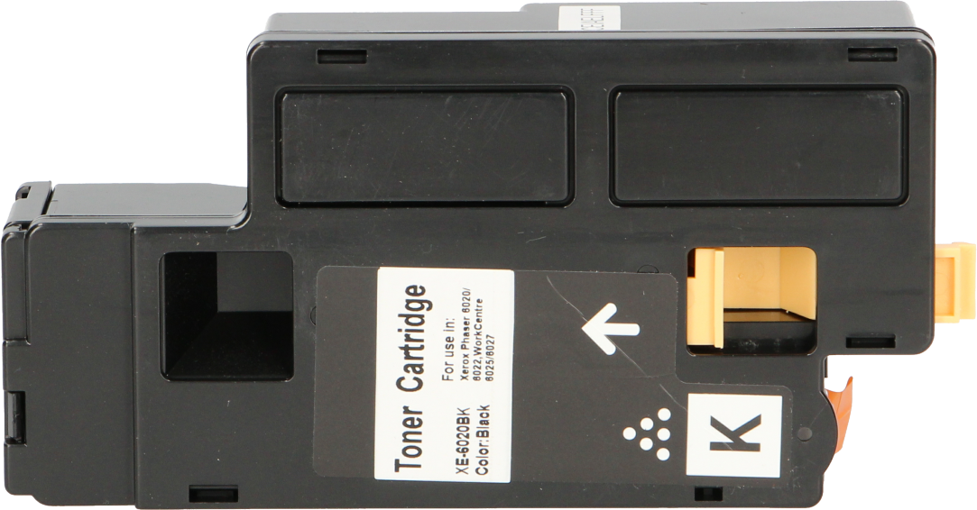FLWR Xerox 6020 zwart 2-pack zwart