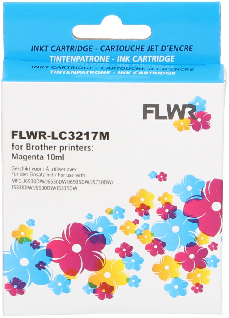 FLWR Brother LC-3217M magenta