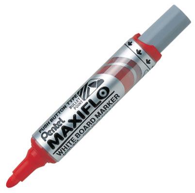 Pentel MWL5M-B rood