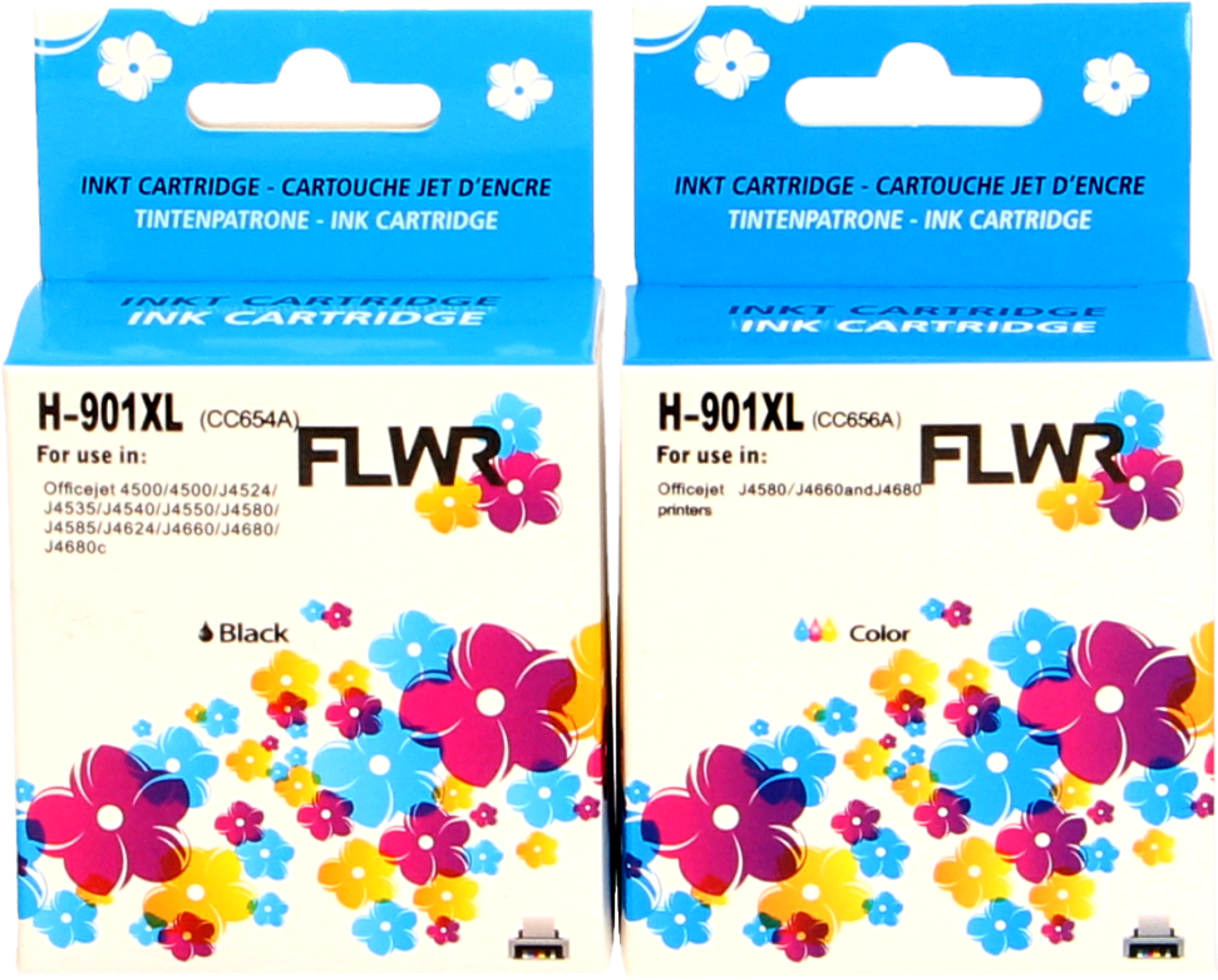 FLWR HP 901XL Multipack