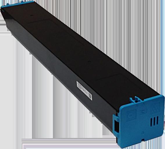 Huismerk Sharp MX-60 cyaan