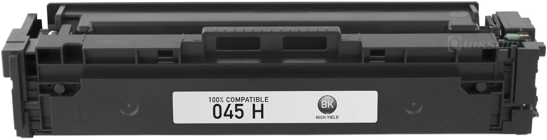 Huismerk Canon 045 HBK zwart