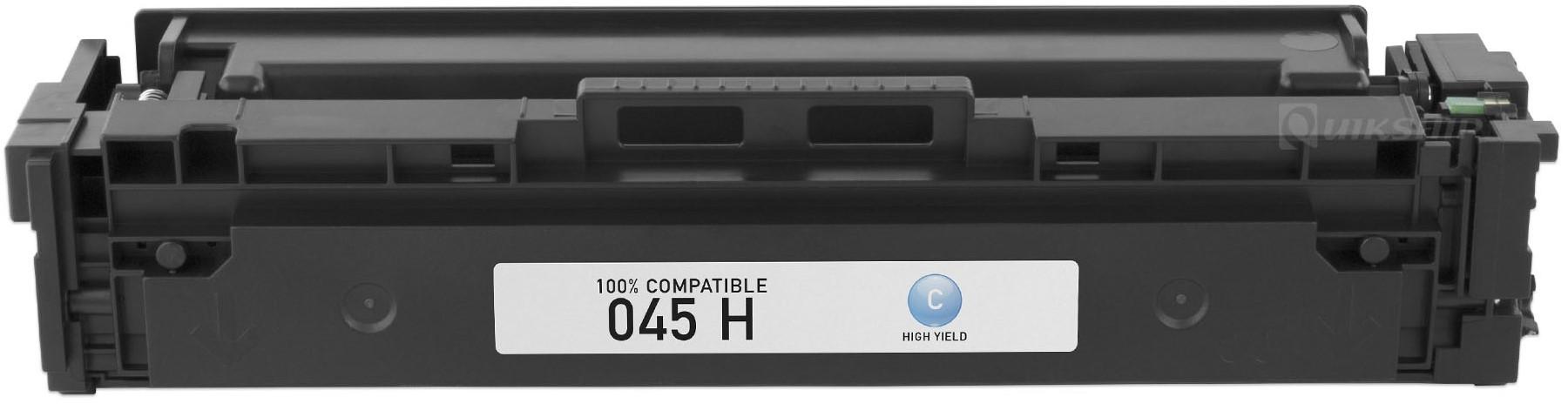 Huismerk Canon 045 HC cyaan