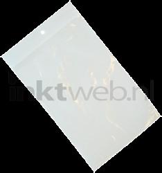 Merkloos Gripsealzakje 120 x 170mm 100 stuks transparant