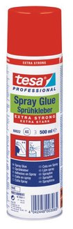 Tesa lijmspray extra strong 500ml