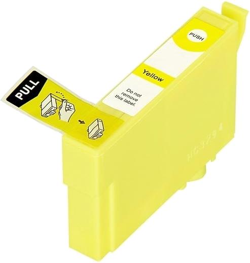 Huismerk Epson 34 geel