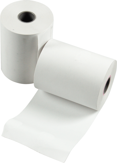 White label Thermorol 57 x 25m x 12 mm 50 stuks