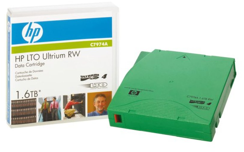 HP DC LTO Ultrium 4 data cartridge 800 / 1600 GB