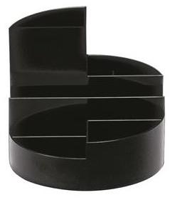 Maul pennenkoker roundbox zwart