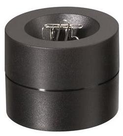 Maul paperclipdispenser zwart