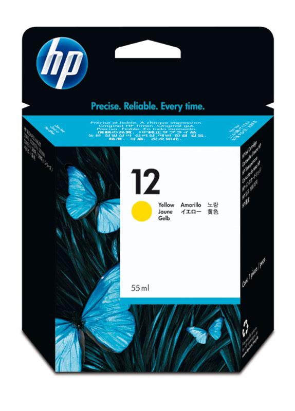 HP 12 geel