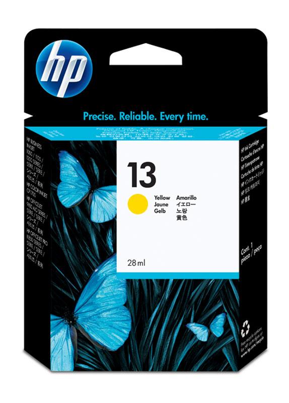 HP 13 geel