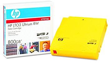 HP HPE LTO Ultrium 3 RW
