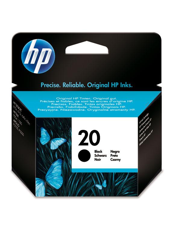 HP 20 zwart