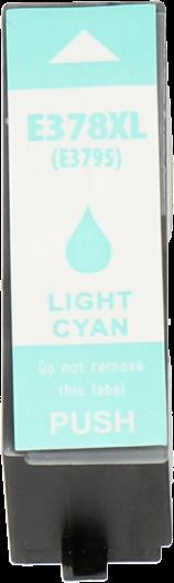 Huismerk Epson 378XL licht cyaan